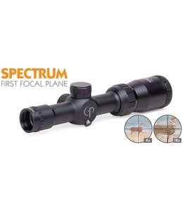 Center Point Spectrum 1-4x24mm FFP
