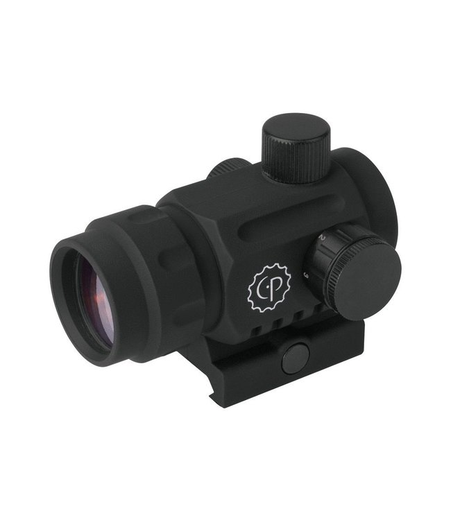Center Point Red Dot 1x20mm Compact Battle Sight