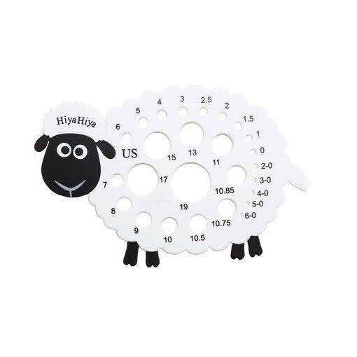 HiyaHiya HiyaHiya Sheep Needle Gauge