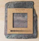 Twig & Horn Twig & Horn Square Gauge Ruler