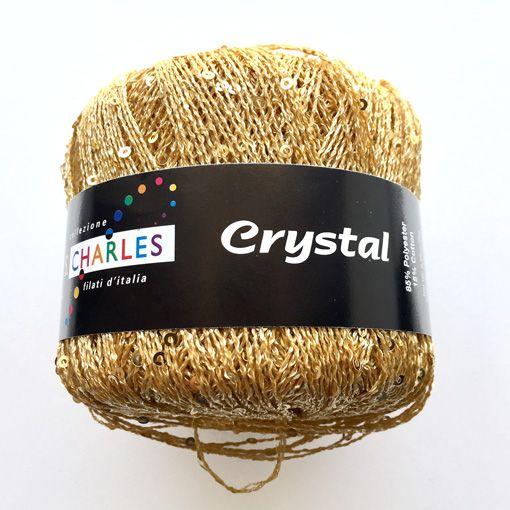 Stacy Charles Fine Yarns Stacy Charles Fine Yarns Crystal 4 Sunbeam