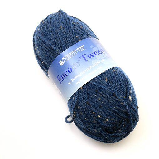 Plymouth Yarn Co. Plymouth Yarn Encore Tweed
