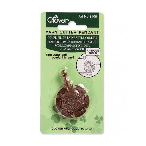 Clover Clover 3105 Yarn Cutter Pendant