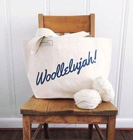 Fringe Supply Co. Woollelujah! Tote Bag - Blue