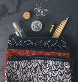 Twig & Horn Medium Notions Zipper Pouch