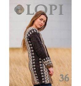 Ístex Lopi Book #36