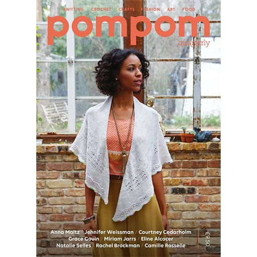 Pom Pom Publishing Pompom Quarterly, Issue 20: Spring 2017