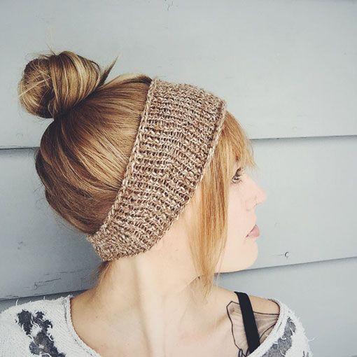 Drea Renee Knits Bohemian Headband