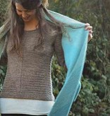Drea Renee Knits White Pine Sweater