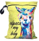 Gleener S'wet Wet/Dry Bag, Alpaca My Bag