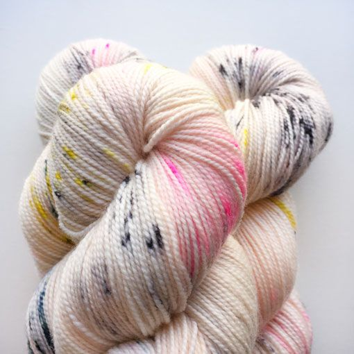 Spun Right Round SW Sock 80/20