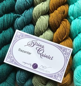 Lorna's Laces Yarn String Quintets