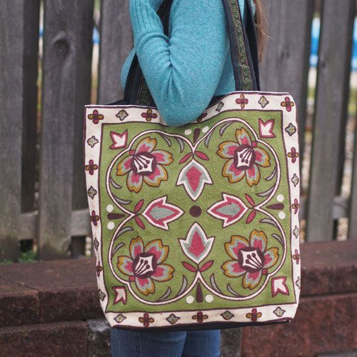 Plymouth Yarn Co. Plymouth Yarn Tapestry Bag