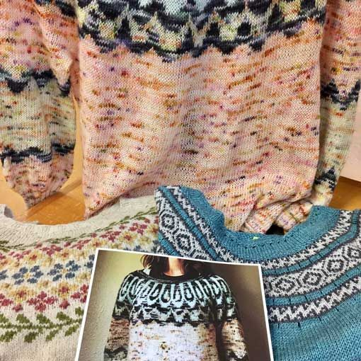 Boyland Knitworks Trunk Show