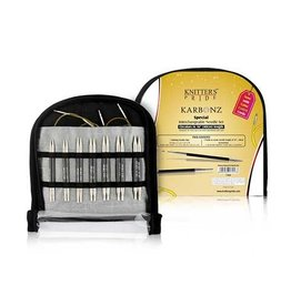 Knitter's Pride Karbonz Special Interchangeable Needle Set