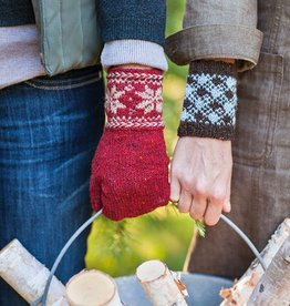Churchmouse Colorwork Cuffs & Mittens