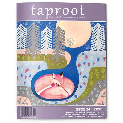 Taproot Taproot Issue 24 :: Rest