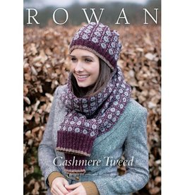 Rowan Cashmere Tweed Pattern Booklet