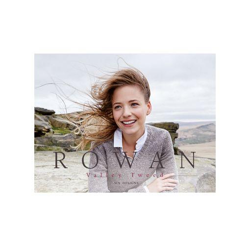 Rowan Rowan Valley Tweed Pattern Booklet