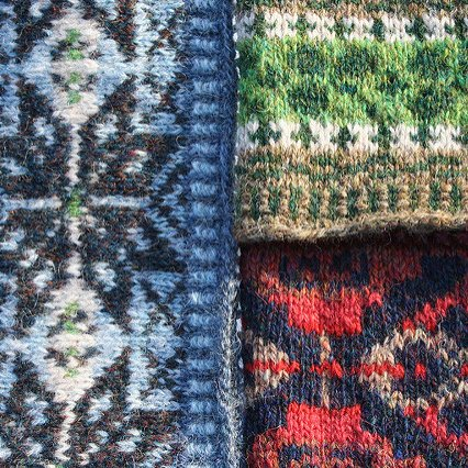 Learn To Knit Fair Isle - River Colors Studio