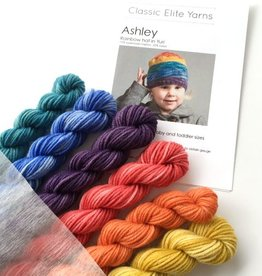 Classic Elite Yarns Ashley Baby Kit