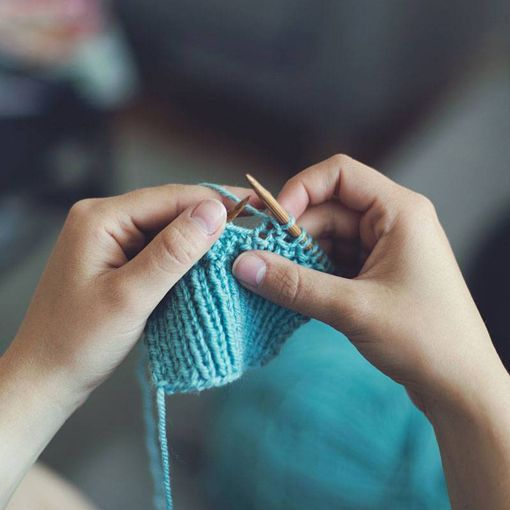 River Colors Studio Drop-In Confidence Building Knit Clinic