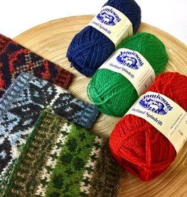 River Colors Studio Learn To Knit Fair Isle Class