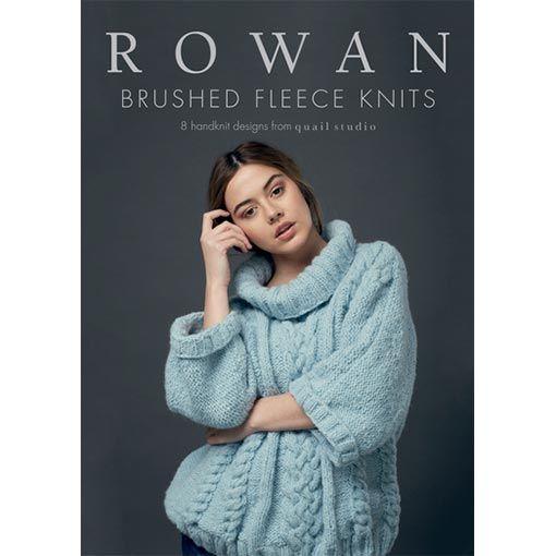 Rowan Rowan Brushed Fleece Knits