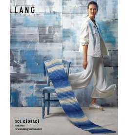 Lang Yarns Sol Degrade 456.0125 Booklet