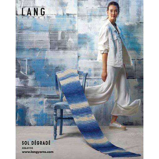Lang Yarns Lang Yarns Sol Degrade 456.0125 Booklet