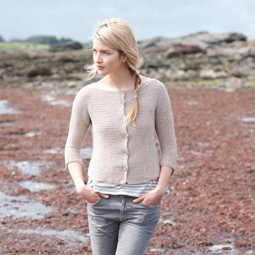 Quince & Co. Quince & Co. Casco Bay Cardi
