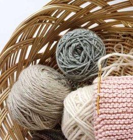 River Colors Studio Skill Building Workshop - Knitting
