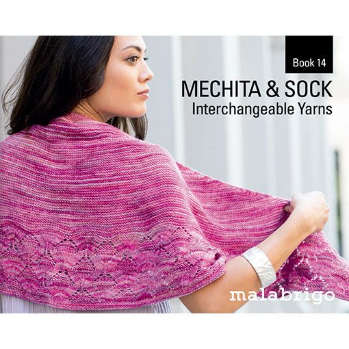 Malabrigo Malabrigo Book 14 - Mechita & Sock