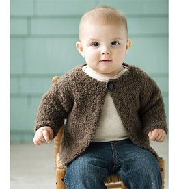 Churchmouse Blossom Baby Sweater