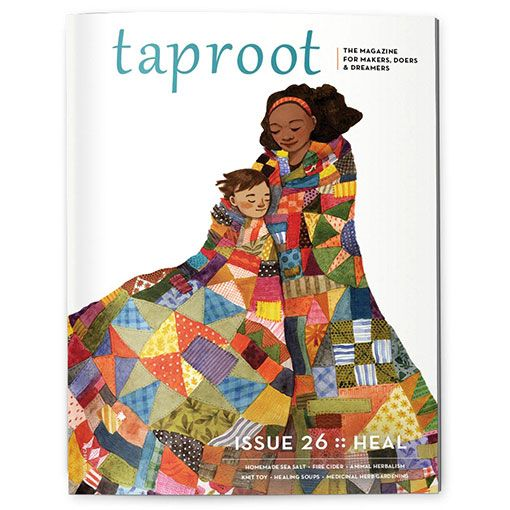 Taproot Issue 26 :: Heal