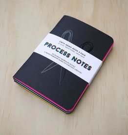 Process Notes CMYK 3-Pack