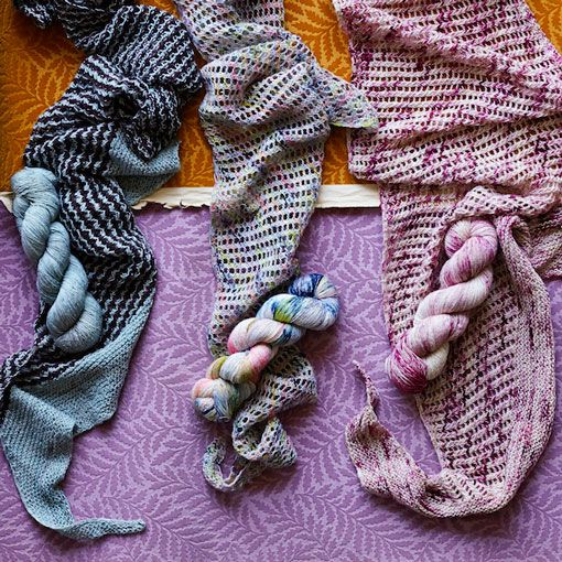 Mason-Dixon Knitting Mason-Dixon Field Guide No. 3: Wild Yarns