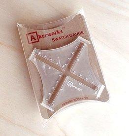 Akerworks Inc. Swatch Gauge