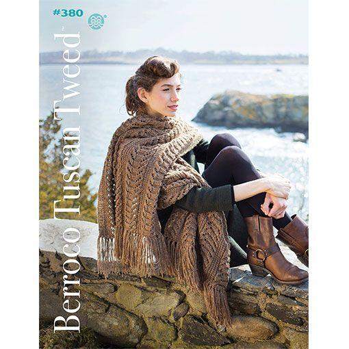 Berroco Berroco #380 Tuscan Tweed