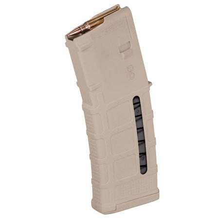Magpul Magpul PMAG AR/M4 Gen M3 Window 556x45 (Blocked to 5) - SAND