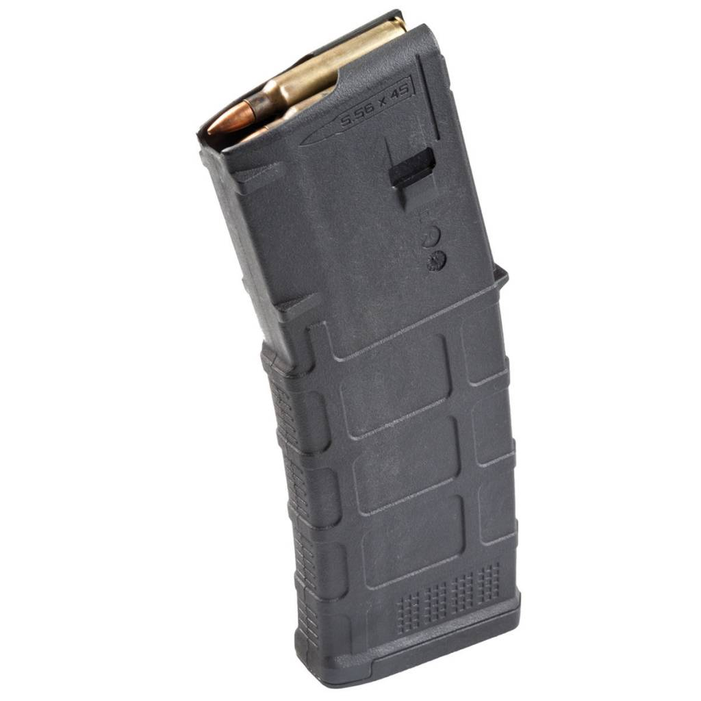 Magpul Magpul PMAG® 30 AR/M4 GEN M3 5.56x45mm (Blocked to 5) - Black