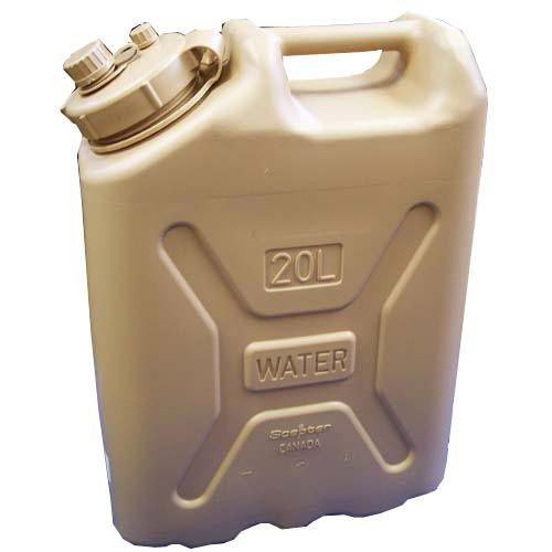 Scepter Scepter Military Water Can 20L Tan