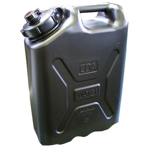 Scepter Scepter Military Water Can 20L Black