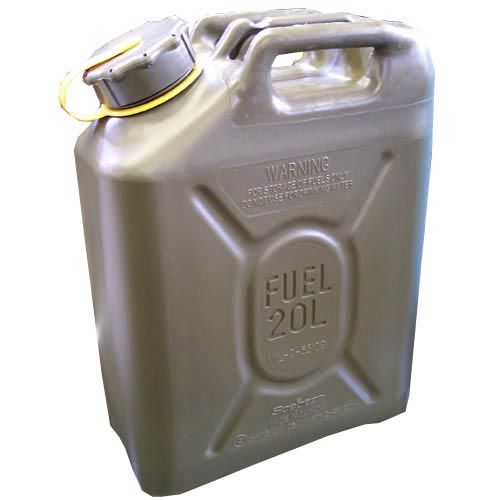 Scepter Scepter Military Fuel Canister 20L Diesel Olive Drab