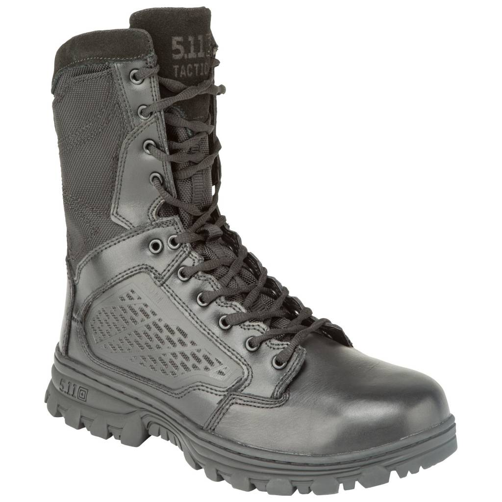 "5.11 Tactical 5.11 Tactical Tactical EVO 8"" Boot with Sidezip"