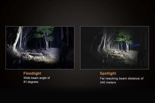 Fenix Fenix FD41 Focus Flashlight