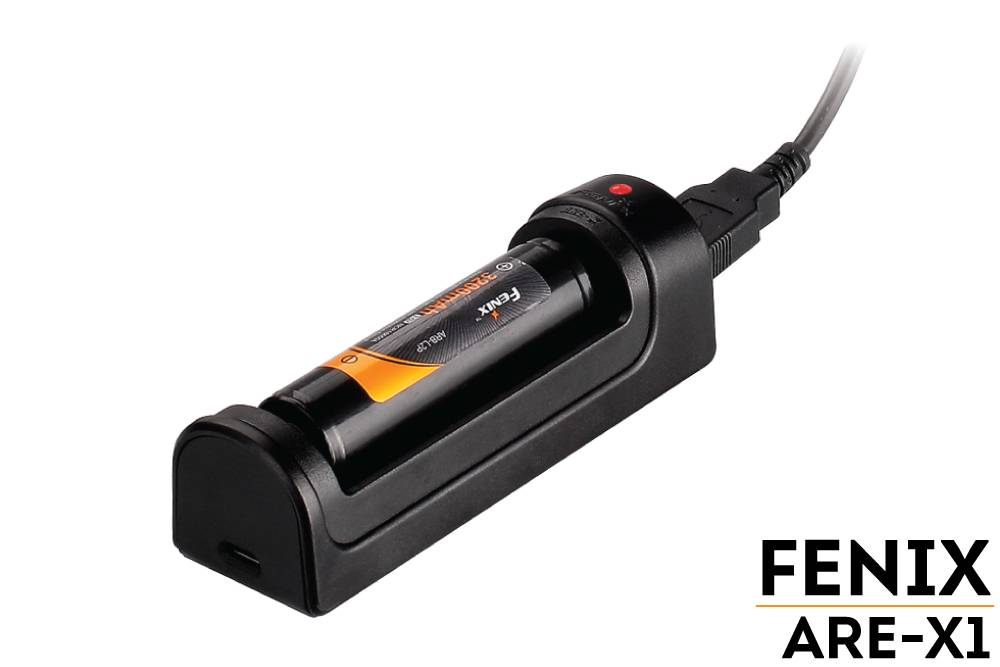 Fenix Fenix 1-Channel Battery Charger (ARE-X1)