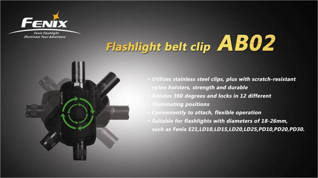 Fenix Fenix AB02 Belt Clip