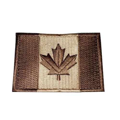 Canadian Flag, Large, Tan