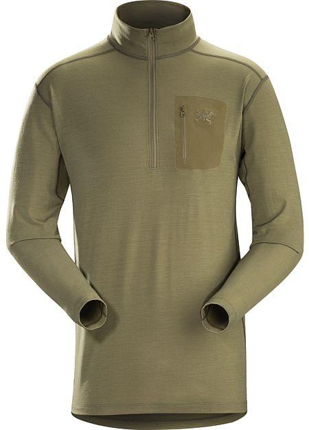 Arc'teryx LEAF Cold WX Zip Neck AR Men's (Wool)